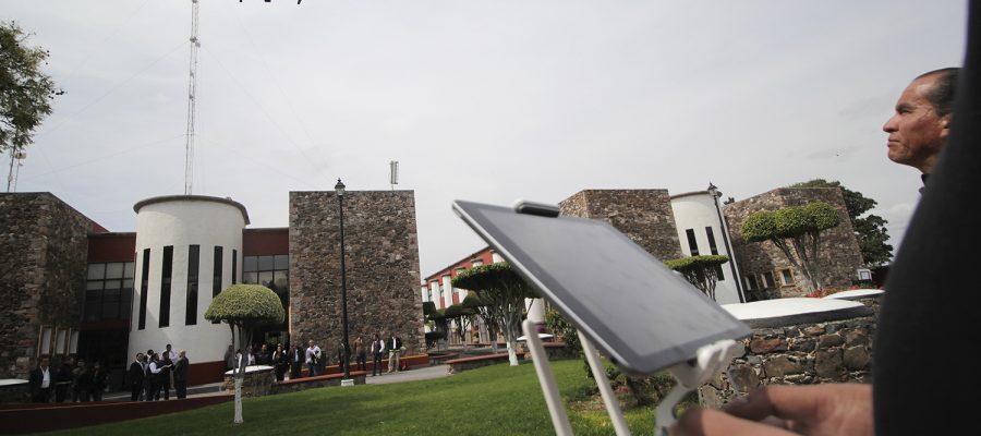 Adquiere Corregidora tres drones diseñados y desarrollados por la UTC